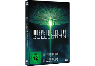 Independence Day + Independence Day: Wiederkehr DVD