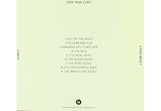 New War - COIN  - (CD)