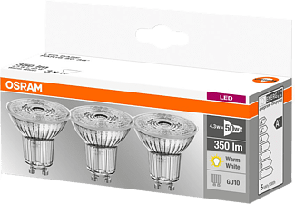OSRAM LED BASE PAR16 GU10 - Lampadine LED