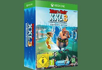 Asterix & Obelix XXL3: Der Kristall-Hinkelstein - Limitierte Edition - [Xbox One]