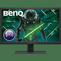 BENQ GL2780E 27 Zoll Full-HD Monitor  (1 ms Reaktionszeit, 50 - 76 Hz )