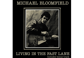 Michael Bloomfield - Living In The Fast Lane - (CD)