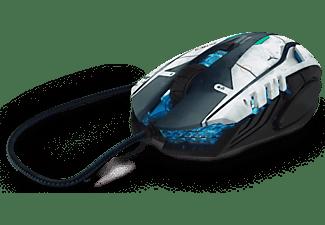 URAGE Gaming Maus uRage Morph, USB, schwarz (00113751)