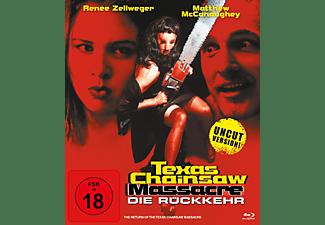 Texas Chainsaw Massacre: Die Rückkehr Blu-ray