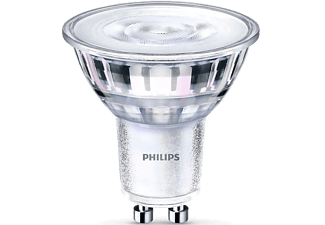 PHILIPS (LIGHT) 5 W (50 W) GU10 Warm Glow Spot (Dimmable)