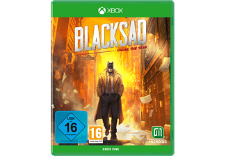 Blacksad: Under the Skin - [Xbox One]