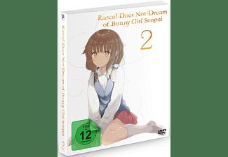 Rascal does not dream of Bunny Girl Senpai - Vol. 2 DVD
