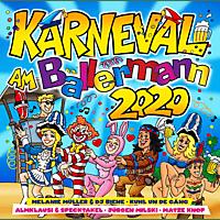 VARIOUS - Karneval am Ballermann 2020 [CD]