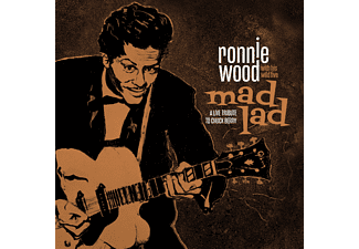 Ronnie With His Wild Five Wood - Mad Lad:A Live Tribute to Chuck Berry  - (CD)