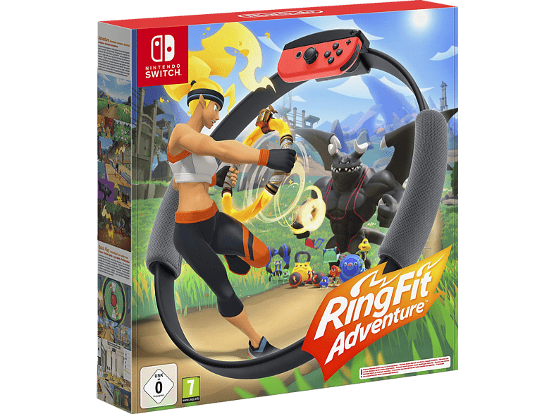 Product Image Ring Fit Adventure [Switch]