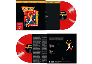 Rick Wakeman - Cirque Surreal-Coloured Vinyl  - (Vinyl)