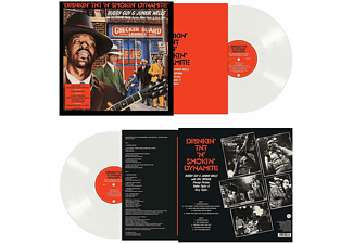 Junior Wells, Buddy Guy - Drinkin TNT 'N' Smokin Dynamite-Coloured Vinyl  - (Vinyl)