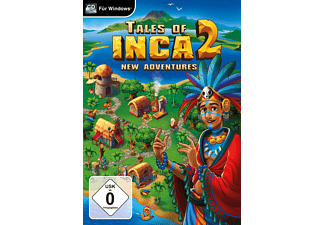 PC - Tales of Inca 2: New Adventures /D
