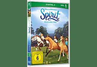 Spirit: Wild und frei-Staffel 2,Vol.1 DVD
