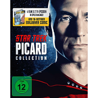 Star Trek - Picard Collection [Blu-ray]