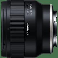 TAMRON F053SF - 35 mm f./2.8 Di III, OSD (Objektiv für Sony E-Mount, Schwarz)