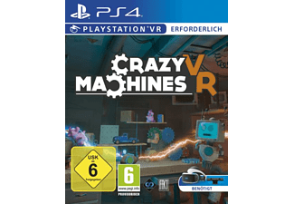Crazy Machines VR - [PlayStation 4]