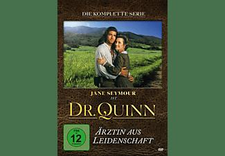 Dr Quinn - Ärztin aus Leidenschaft - Die komplette Serie Box [DVD]