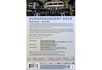 Bryn Terfel, Berliner Philharmoniker - Europakonzert 2019  - (DVD)
