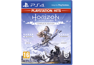 PS4 - PlayStation Hits: Horizon Zero Dawn - Complete Edition /Mehrsprachig