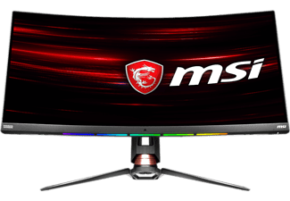 "MSI Computerscherm Optix MPG341CQR 34"" LED Curved 144 Hz"
