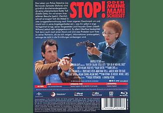 Stop! Oder meine Mami schiesst Blu-ray