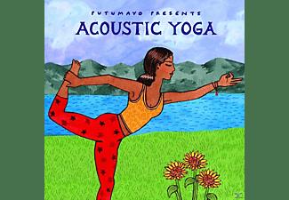 Putumayo Presents - Acoustic Yoga  - (CD)