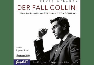 Zübert,Christian/Gold,Robert/Ot,Jens-Freder - Der Fall Collini.Das Original-Hörspiel Zum Film  - (CD)