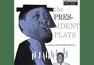 Oscar Trio Peterson - The President Plays With The Oscar Peterson Trio  - (Vinyl)