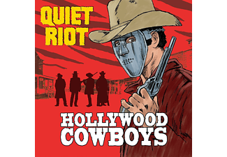 Quiet Riot - HOLLYWOOD COWBOYS  - (Vinyl)