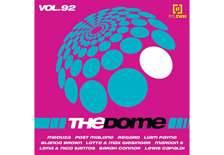 VARIOUS - The Dome 92  - (CD)