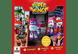 Super Wings - 002/3er Box (Folgen 4,5,6)  - (CD)