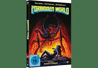 Forbidden World - Limited Mediabook Blu-ray + DVD