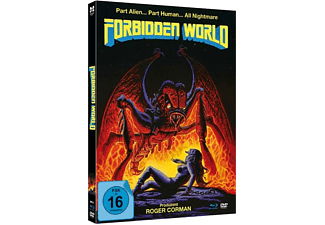 Forbidden World - Limited Mediabook - (Blu-ray + DVD)