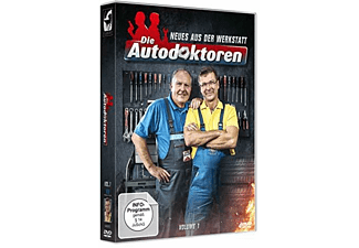 Die Autodoktoren-Neues aus der Werkstatt Vol.1 DVD