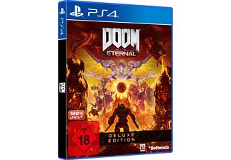DOOM Eternal - Deluxe Edition - [PlayStation 4]