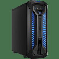 MEDION ERAZER X67130 (MD34519), Desktop PC mit Core™ i5 Prozessor, 16 GB RAM, 1 TB SSD, GeForce GTX 1660, 6 GB