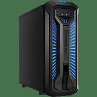 MEDION ERAZER X67131 (MD34521), Gaming PC mit Core™ i5 Prozessor, 16 GB RAM, 256 GB SSD, 1 TB HDD, GeForce RTX 2070, 8 GB