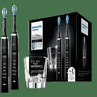 PHILIPS Sonicare DiamondClean HX9357/87 elektrische Zahnbürste