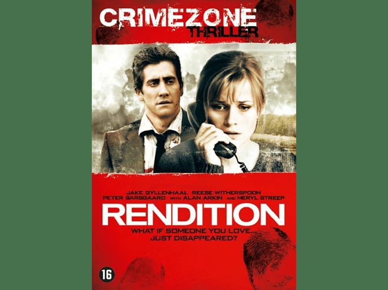 Rendition - DVD