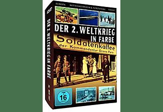Der 2. Weltkrieg in Farbe DVD