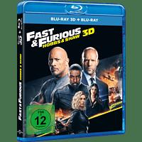 Fast & Furious – Hobbs & Shaw [3D Blu-ray (+2D)]
