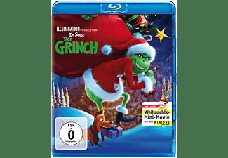 Der Grinch (2018)-Weihnachts-Edition Blu-ray