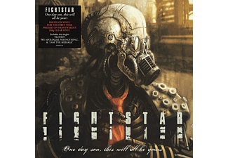 Fightstar - One Day Son,This Will All Be Your's-Coloured Vi  - (Vinyl)