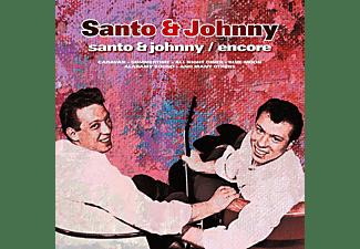 Santo & Johnny - SANTO & JOHNNY / ENCORE  - (Vinyl)