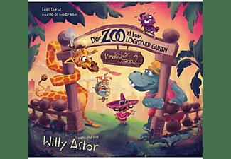 Willy Astor - Der Zoo Ist Kein Logischer Garten (Kindischer Ozean 2)  - (CD)