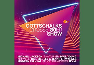 VARIOUS - Gottschalks große 80er Show  - (CD)
