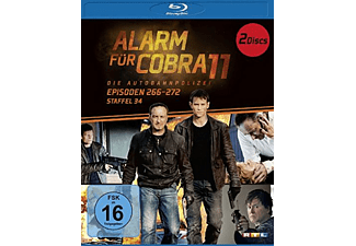 Alarm für Cobra 11 Staffel 34:Episoden 266-272 [Blu-ray]
