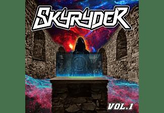 Skyryder - VOL. 1 (BLACK)  - (Vinyl)
