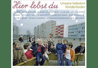 V. A. - Hier Lebst Du-Unsere Liebsten Kinderlieder  - (CD)